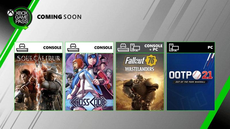 Xbox Game Pass - Neue Spiele im Juli für die Xbox One Konsole und PC
