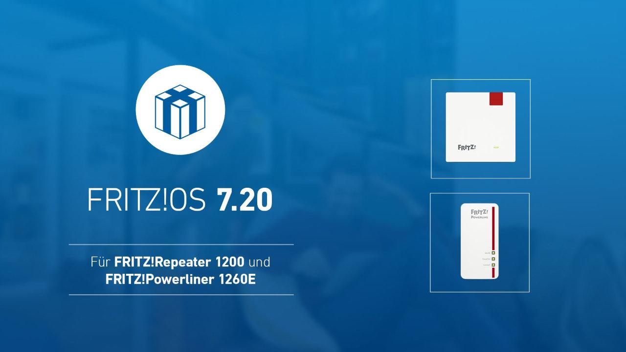 FRITZ!OS 7.20 - Die Auslieferung geht weiter - Besitzer einer FRITZ!Box 7490 müssen weiter warten