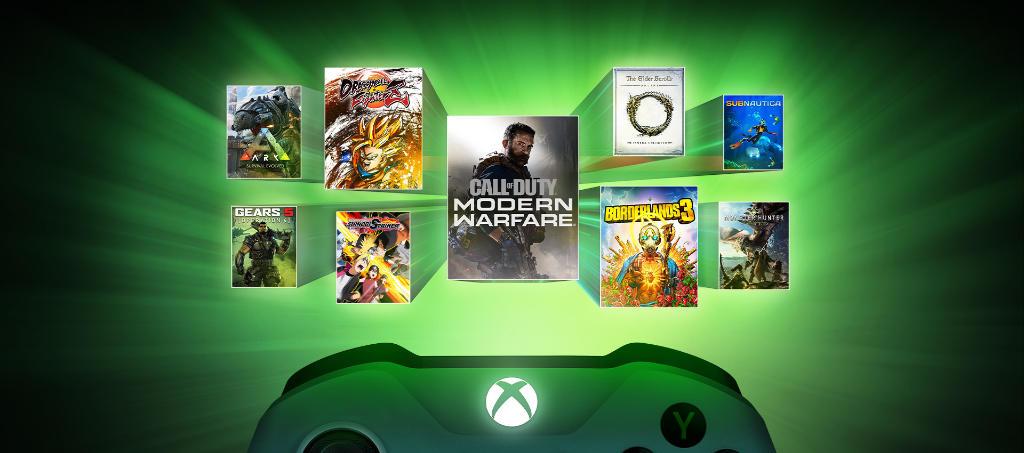 Microsoft - Big Gaming Weekend im August 2020