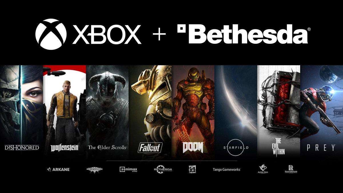 Microsoft übernimmt Bethesda, id Software und weitere Studios