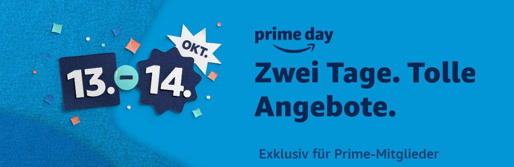 Übersicht Angebote Prime Day 2020 - Tag 1 - Liste der Angebote Technik
