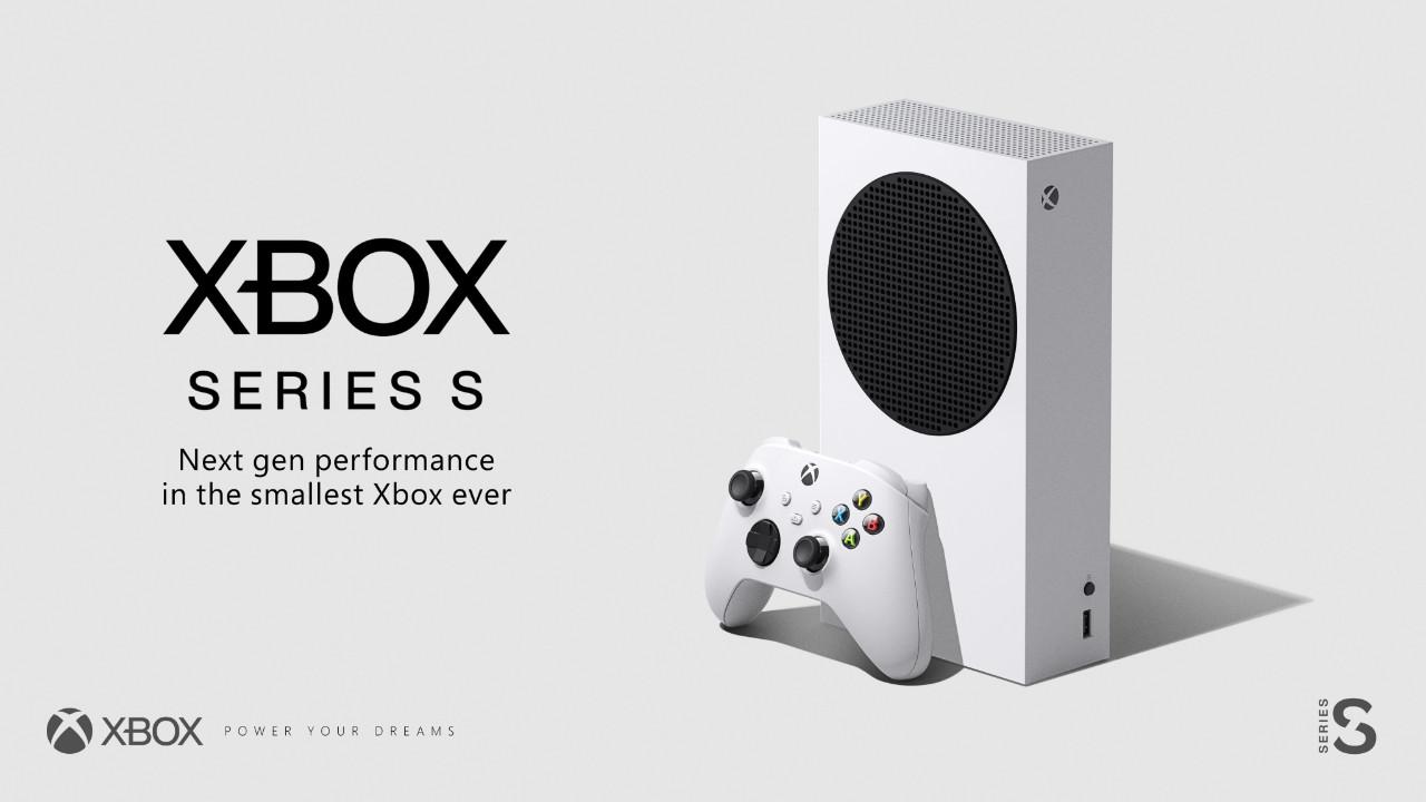 Xbox Series S offiziell - kleinste Xbox Konsole aller Zeiten