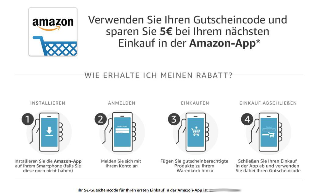5 Euro Amazon Aktionsgutschein - Oktober 2020 - alle Prime-Mitglieder