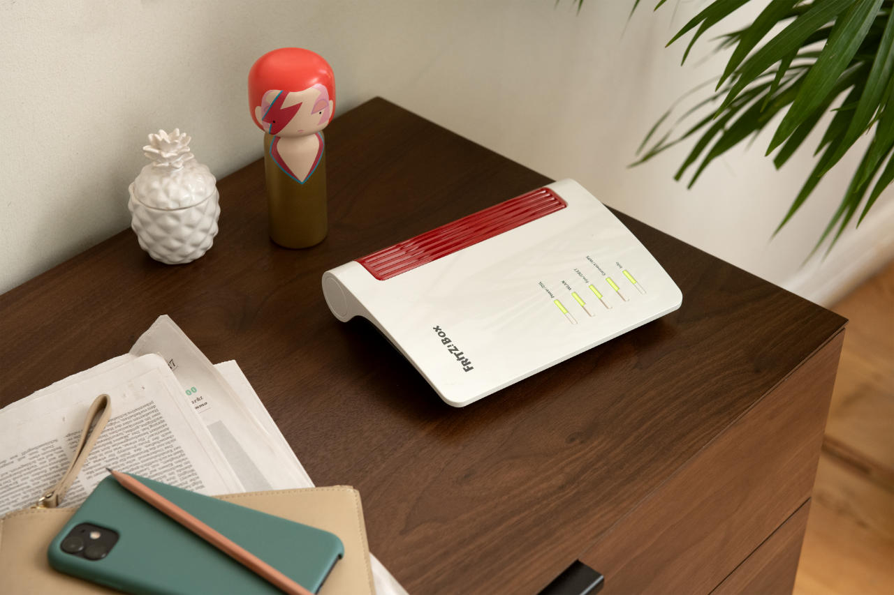 AVM FRITZ!Box 7530 AX - neues Modell mit Wifi 6 bzw. WLAN AX