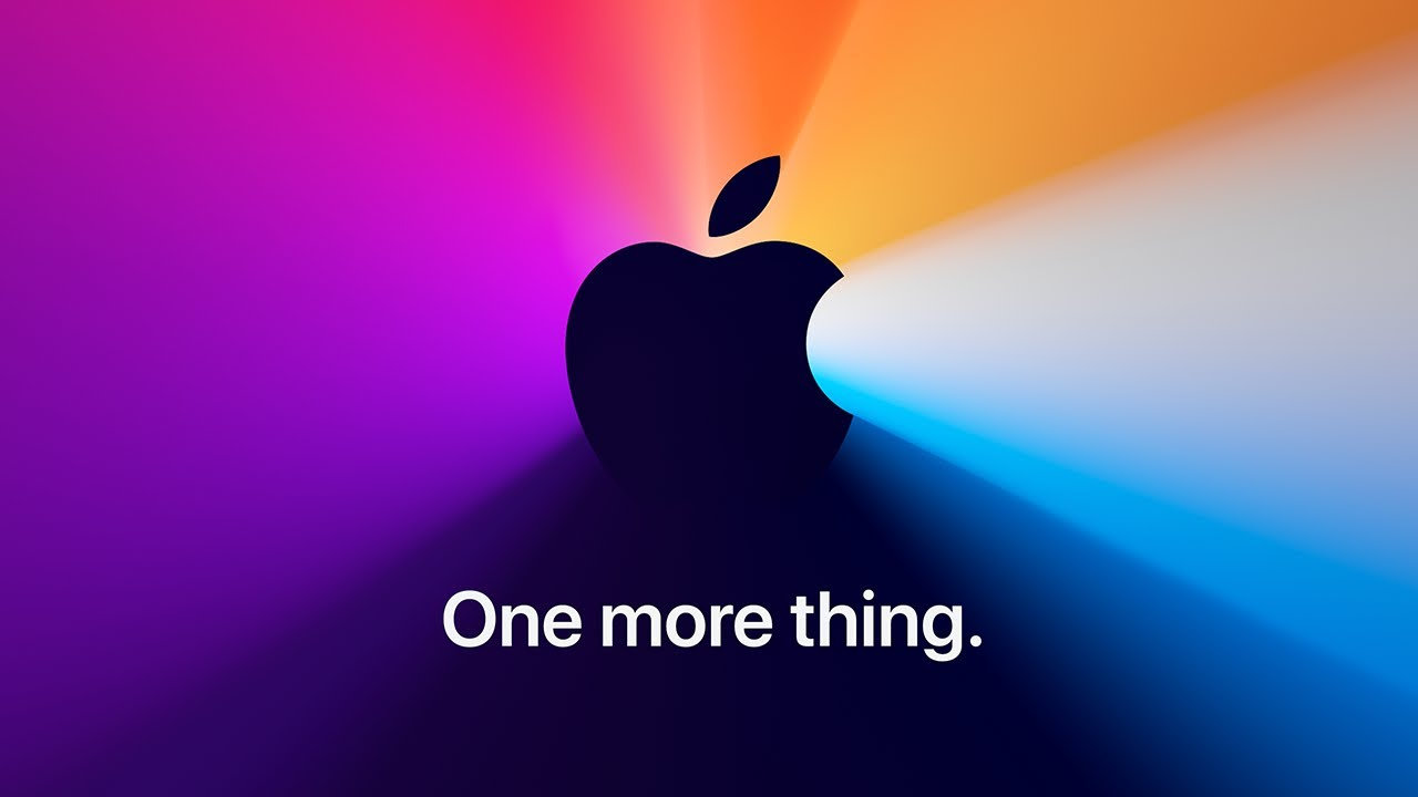 Apple Event - Keynote - One more thing - Apple Silicon - ARM-Technologie in MacBooks