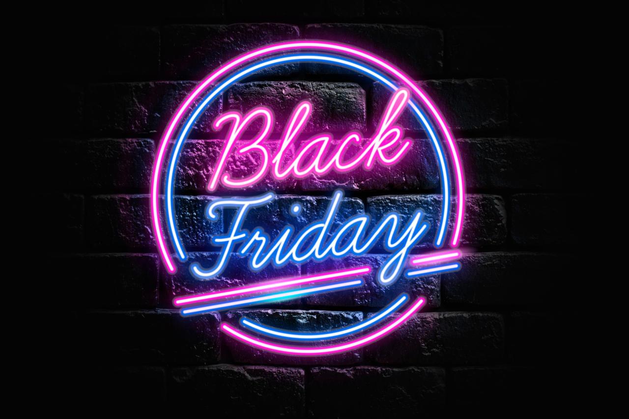 Black Friday 2020 - Technik -Liste Händler mit Angeboten