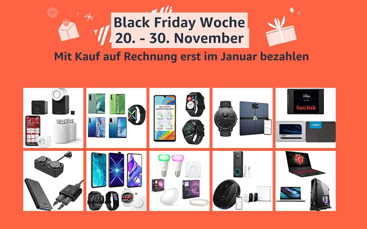 Black Friday Woche 2020 - Samstag den 28.11.2020 - Tag 9 - Technik