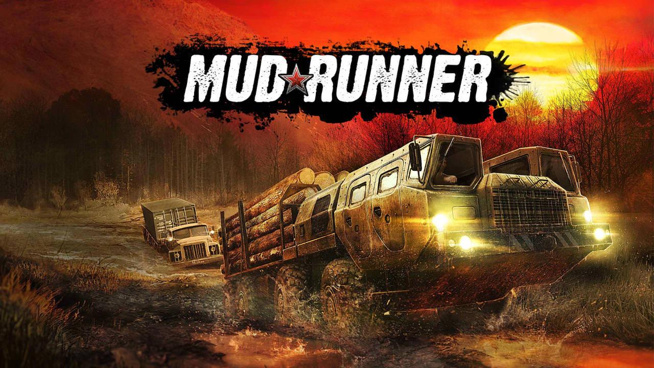 MudRunner kostenlos im Epic Games Store bis 3. Dezember