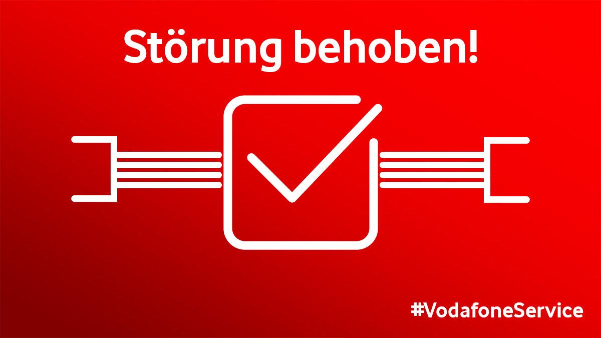 Vodafone - Große Störung im Mobilfunknetz behoben - Immer noch Probleme durch Nachwirkungen