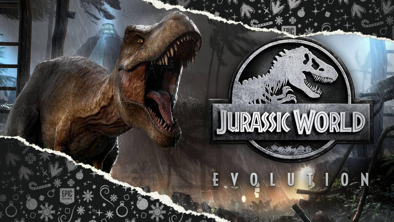 Jurassic World Evolution für Windows-PCs und Mac - Tag 15 - Festtagsangebote - 15 Tage lang jeden Tag ein kostenloses Spiel