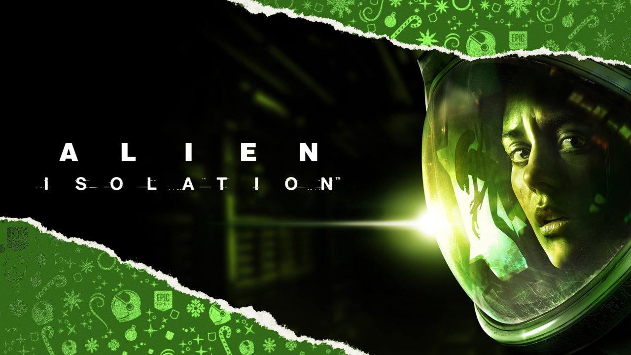 Alien: Isolation kostenlos - Tag 5 - Festtagsangebote - 15 Tage lang jeden Tag ein kostenloses Spiel