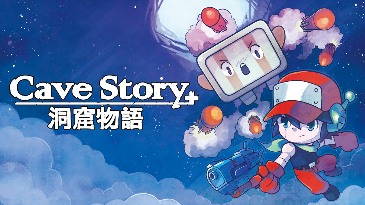 Cave Story+ kostenlos im Epic Games Store bis 10. Dezember