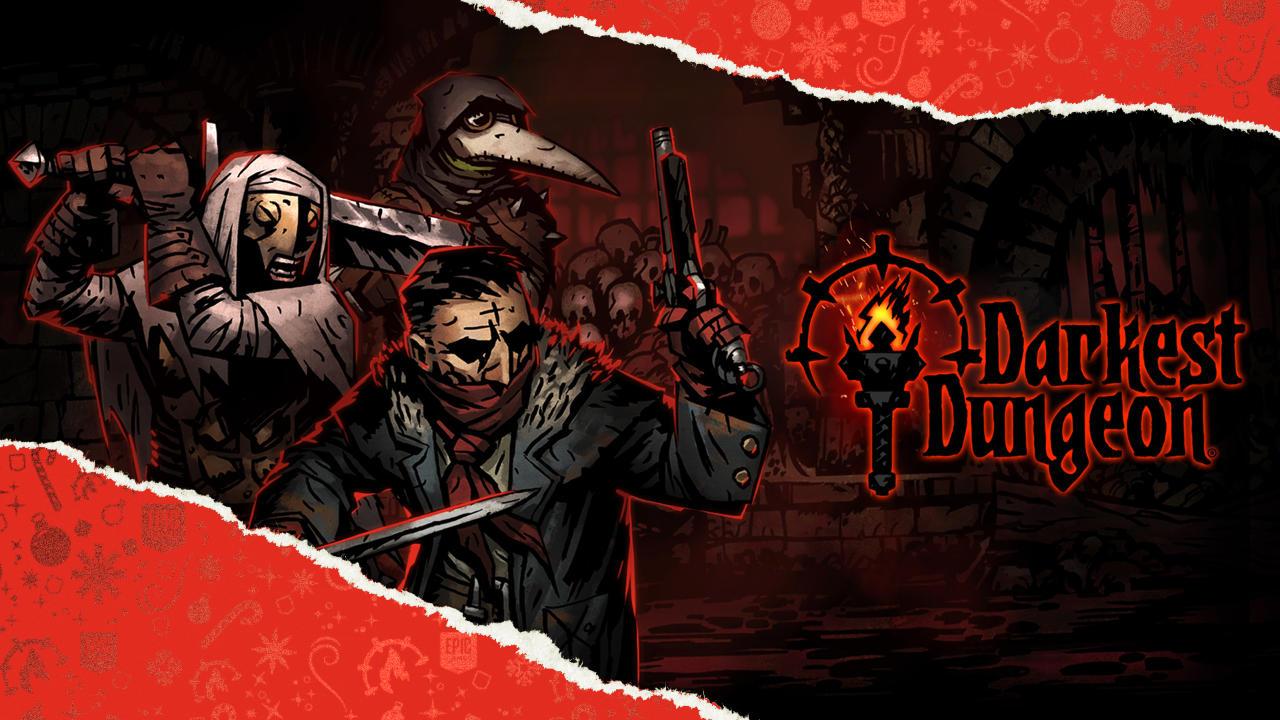 Darkest Dungeon -Tag 9 - Festtagsangebote - 15 Tage lang jeden Tag ein kostenloses Spiel