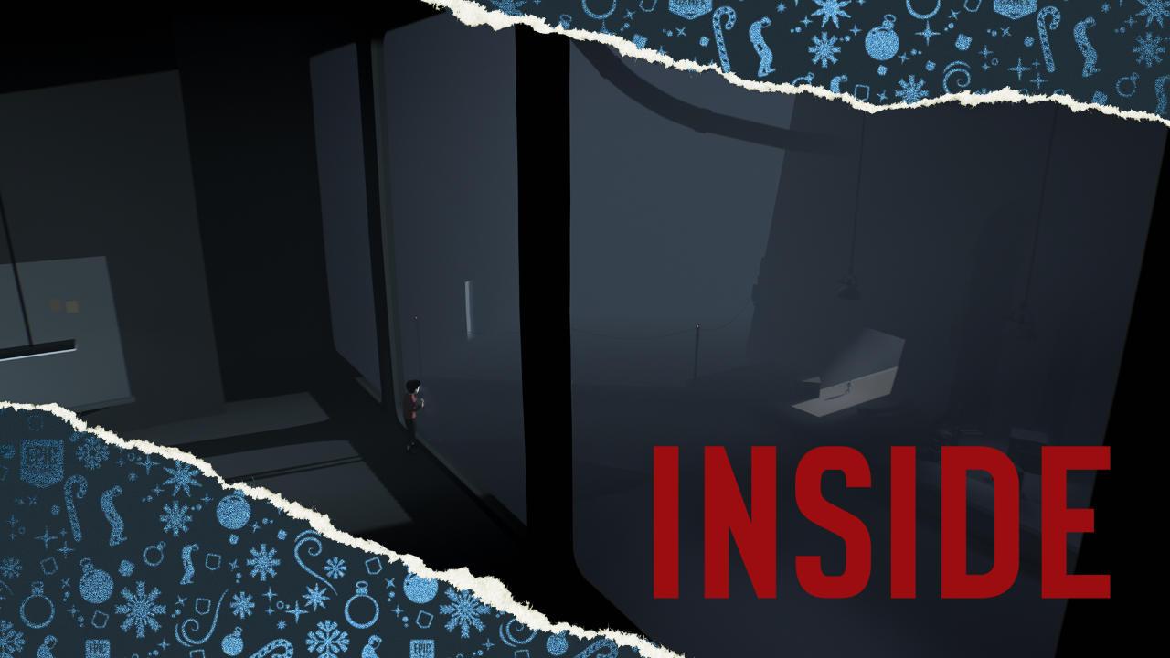 Inside -Tag 8 - Festtagsangebote - 15 Tage lang jeden Tag ein kostenloses Spiel