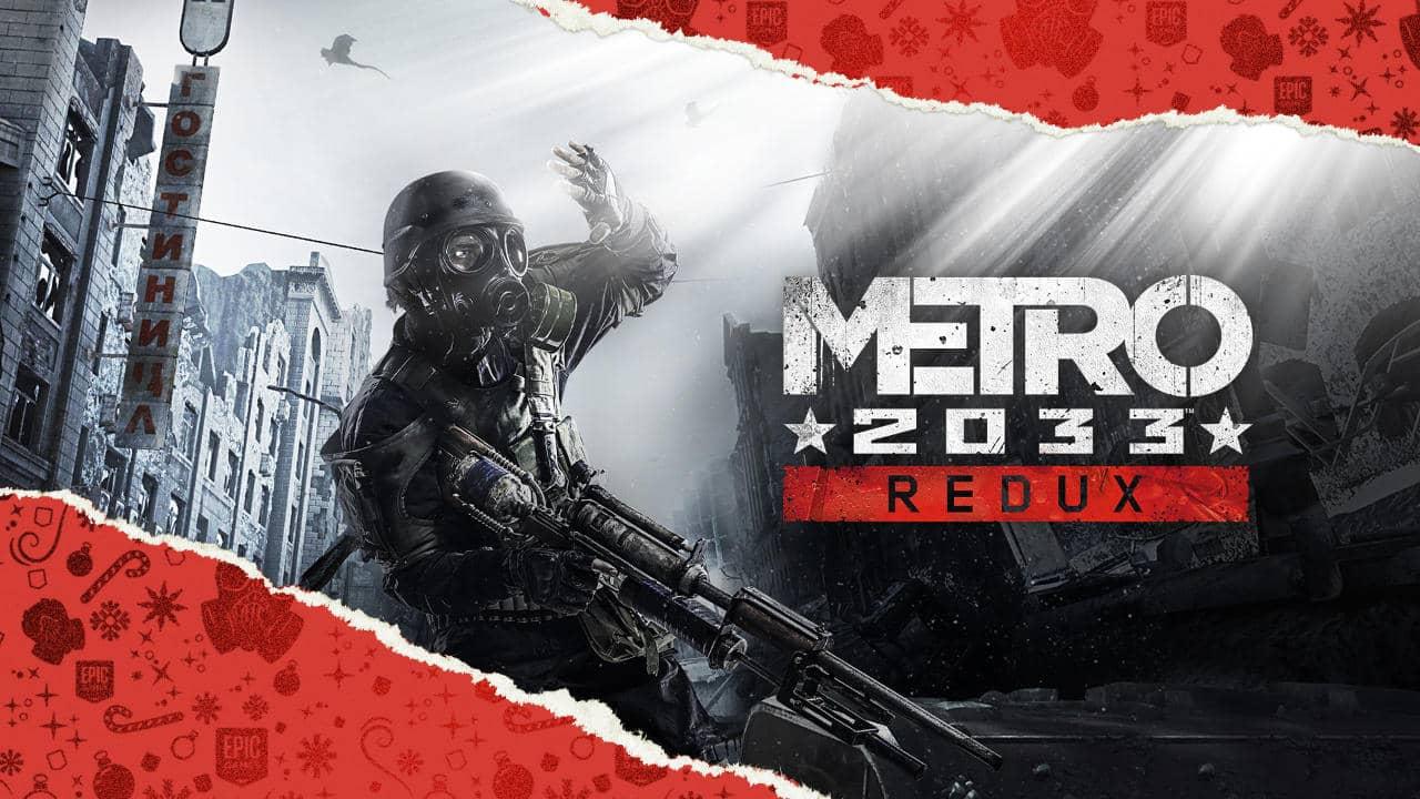 Metro: 2033 Redux kostenlos - Tag 6 - Festtagsangebote - 15 Tage lang jeden Tag ein kostenloses Spiel