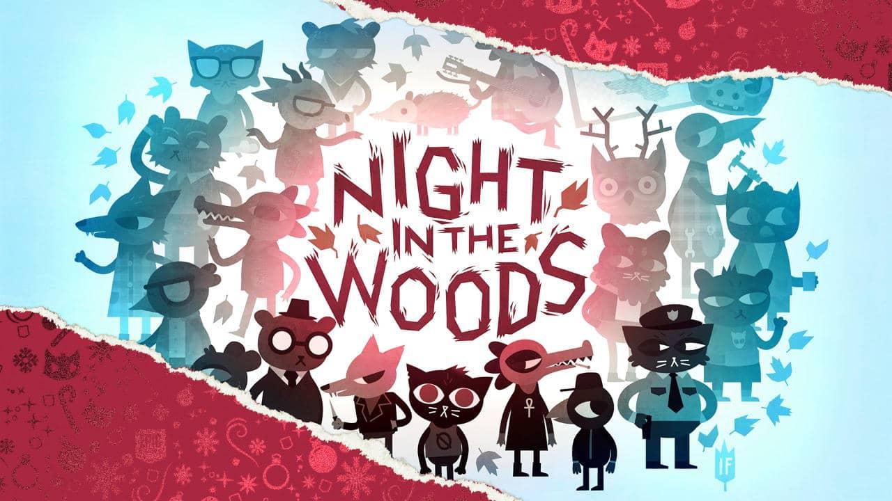 Night in the Woods für Windows PCs und Apple MacOS - Tag 12 - Festtagsangebote - 15 Tage lang jeden Tag ein kostenloses Spiel
