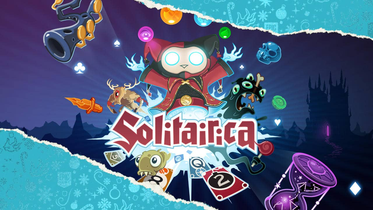 Solitairica für Windows-PCs - Tag 13 - Festtagsangebote - 15 Tage lang jeden Tag ein kostenloses Spiel