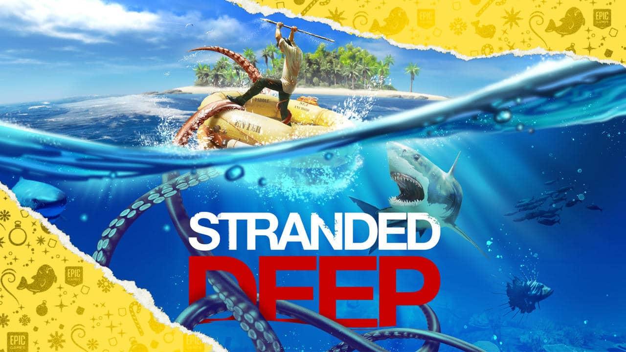 Stranded Deep für Windows-PCs - Tag 12 - Festtagsangebote - 15 Tage lang jeden Tag ein kostenloses Spiel