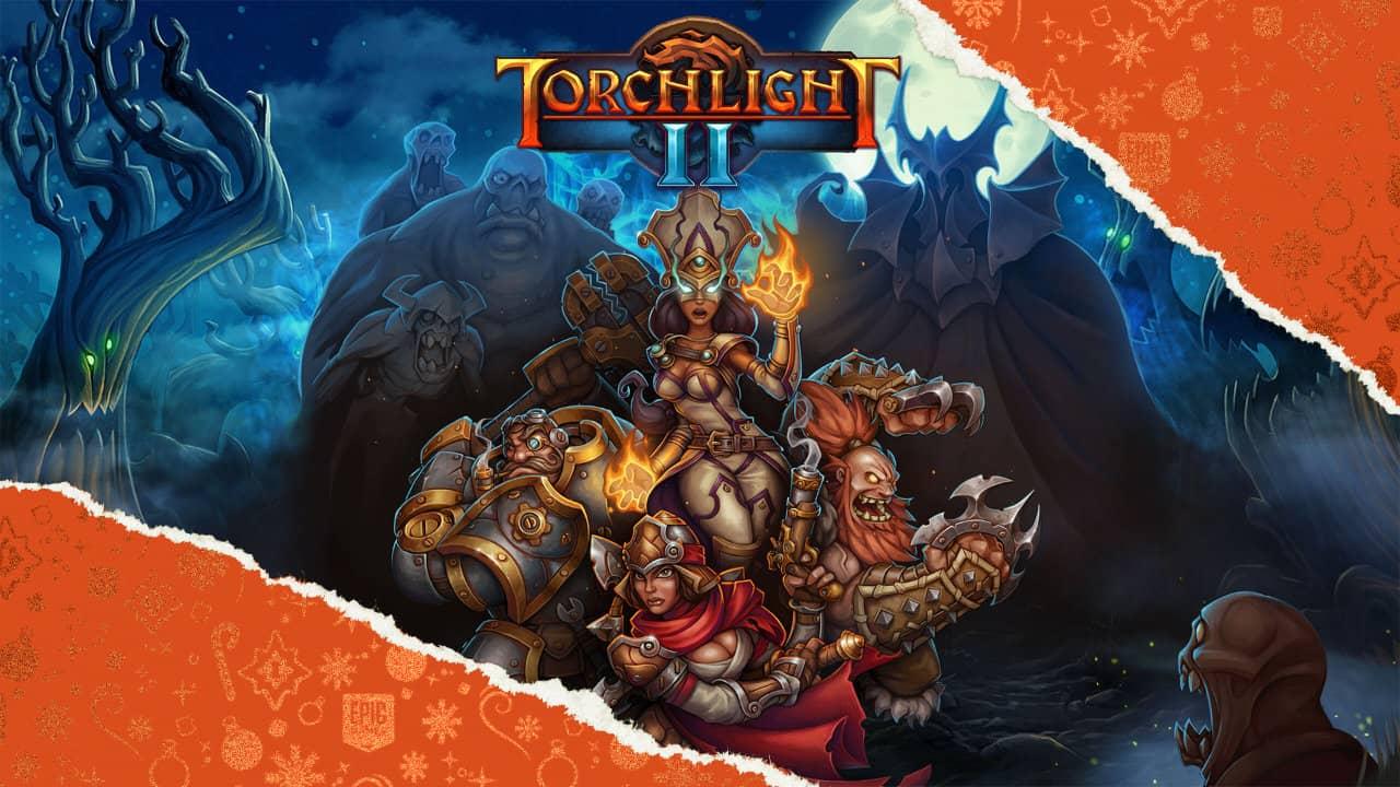 Torchlight II für Windows-PCs und Mac - Tag 14 - Festtagsangebote - 15 Tage lang jeden Tag ein kostenloses Spiel