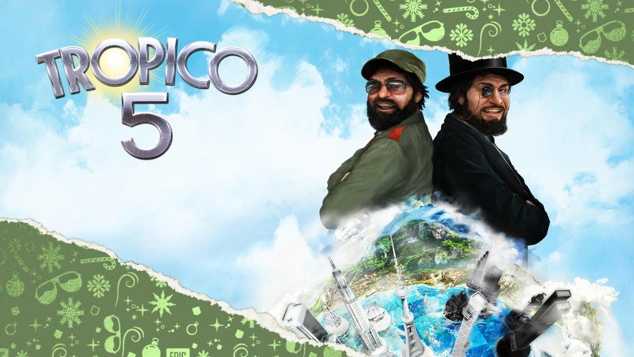 Tropico 5 -Tag 7 - Festtagsangebote - 15 Tage lang jeden Tag ein kostenloses Spiel
