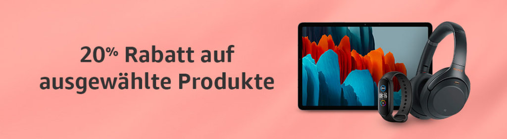Amazon Warehouse Deals 20 Prozent Rabatt extra - Februar 2021