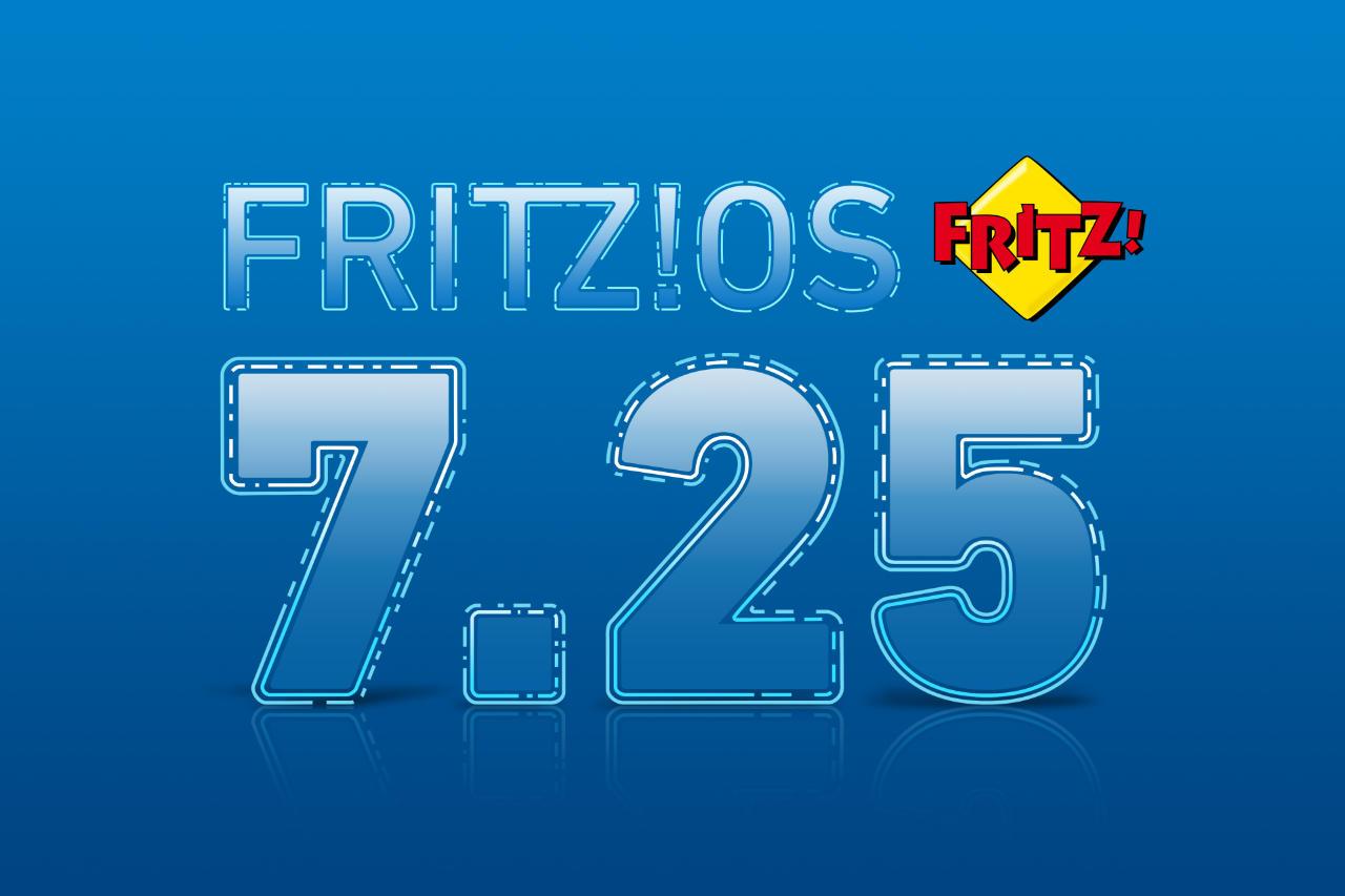FRITZ!Box 7530 bekommt Update auf FRITZ!OS 7.25 - Neue Features fürs Homeoffice und mehr