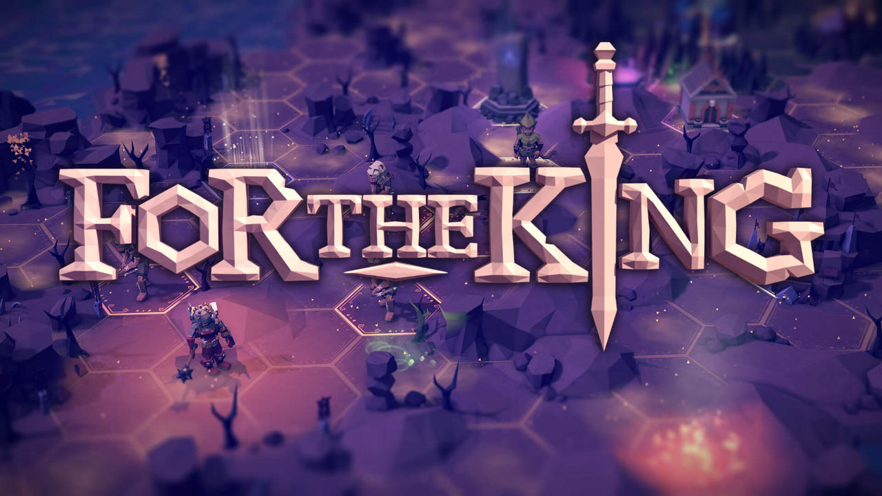For The King (PC) kostenlos bis 11. Februar im Epic Games Store