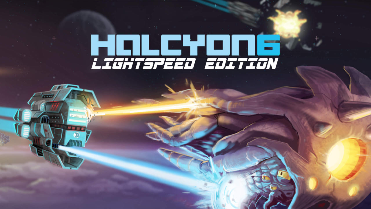 Halcyon 6: Starbase Commander (PC) kostenlos bis 18. Februar im Epic Games Store