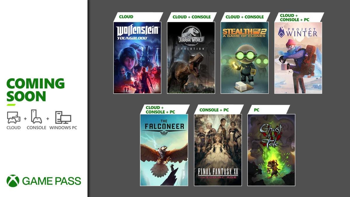 Xbox Game Pass - Neue Spiele im Februar 2021 für die Xbox One / Series X und S Konsolen, Android/Cloud und den PC