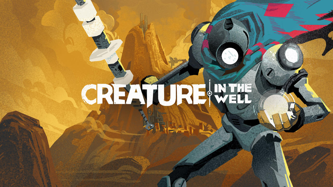 Creature in the Well (Windows) kostenlos bis 01.April im Epic Games Store