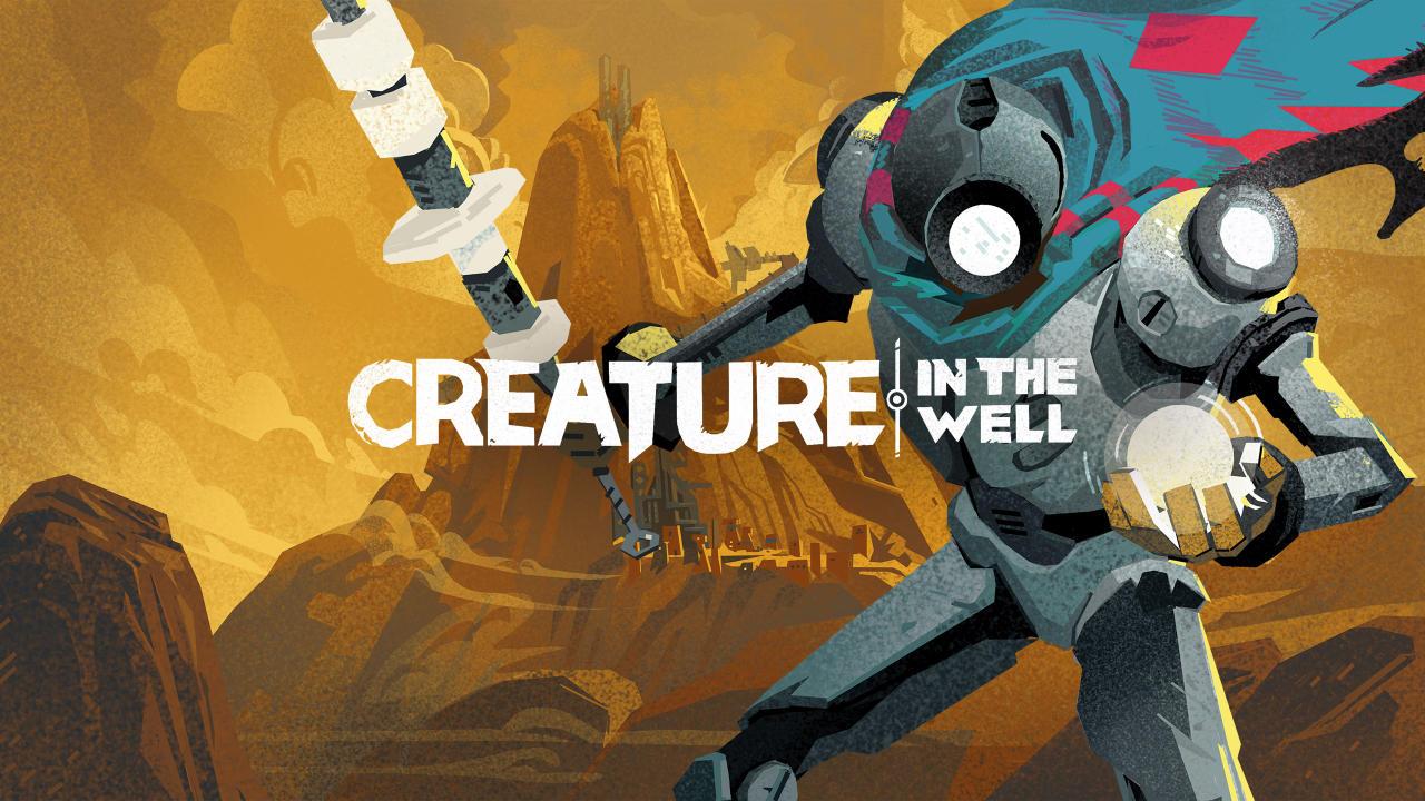 Creature in the Well (Windows) kostenlos bis 01.April im Epic Games Store