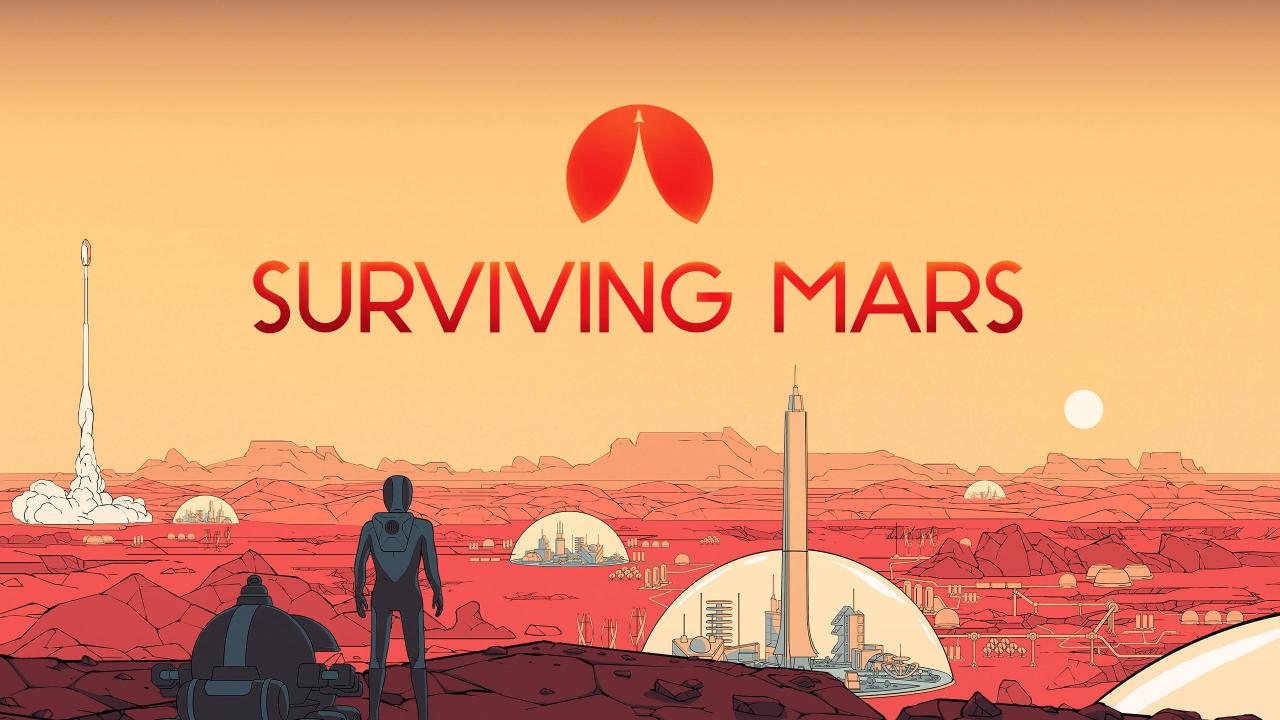Surviving Mars (Windows/Mac OS) kostenlos bis 18. März im Epic Games Store