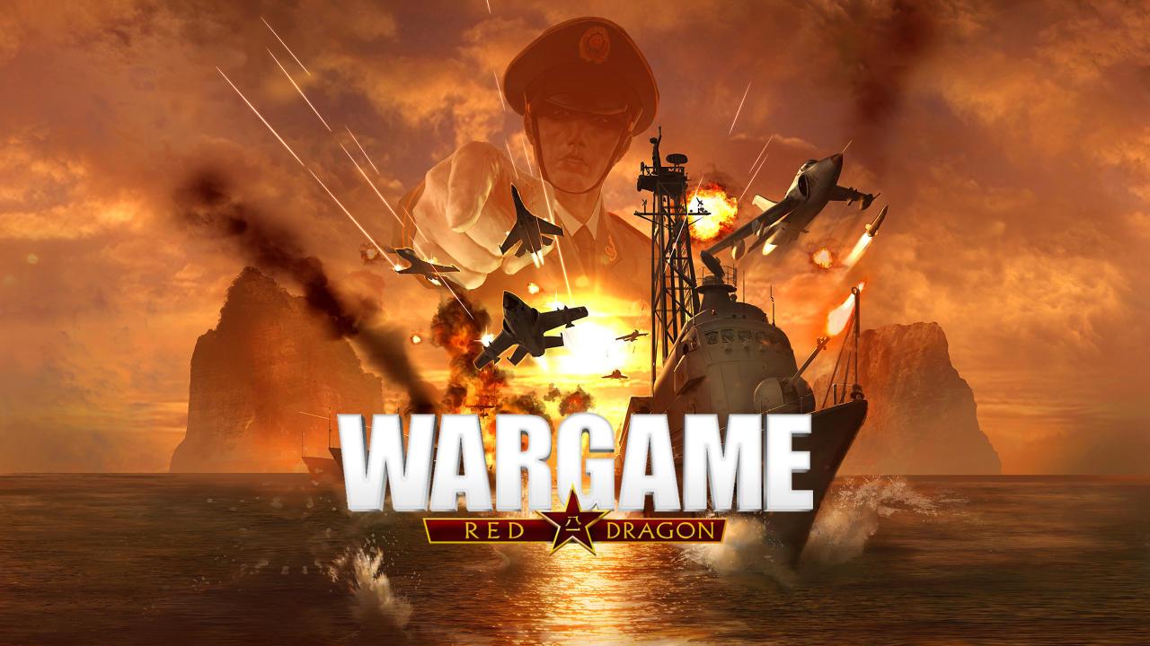 Wargame - Red Dragon (Windows) kostenlos bis 11. März im Epic Games Store