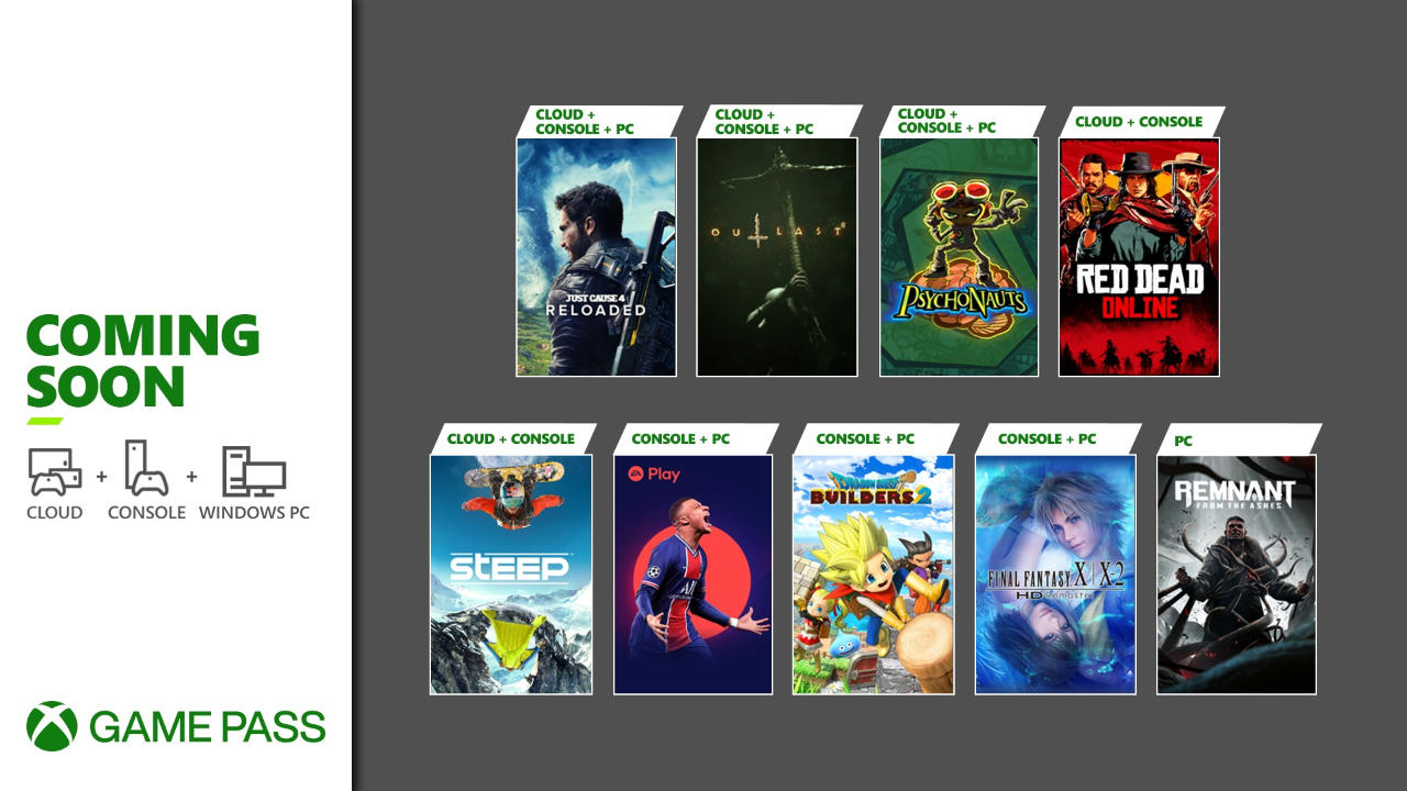Xbox Game Pass - Neue Spiele Teil 1 im Mai 2021
