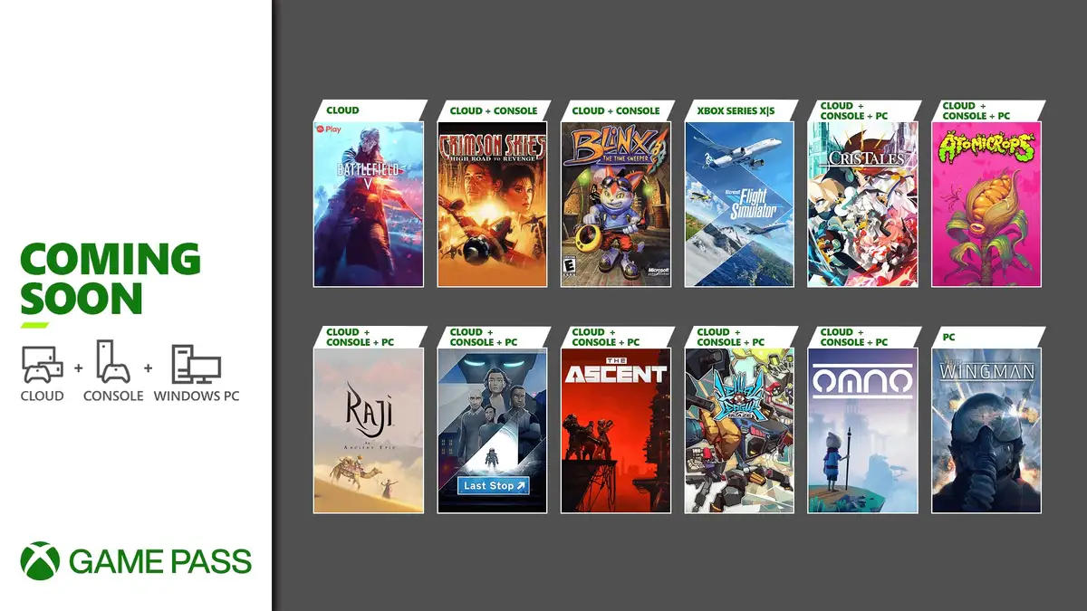 Xbox Game Pass - Neuzugänge Juli 2021 Teil 2 bis 3 - Konsole, PC, Cloud