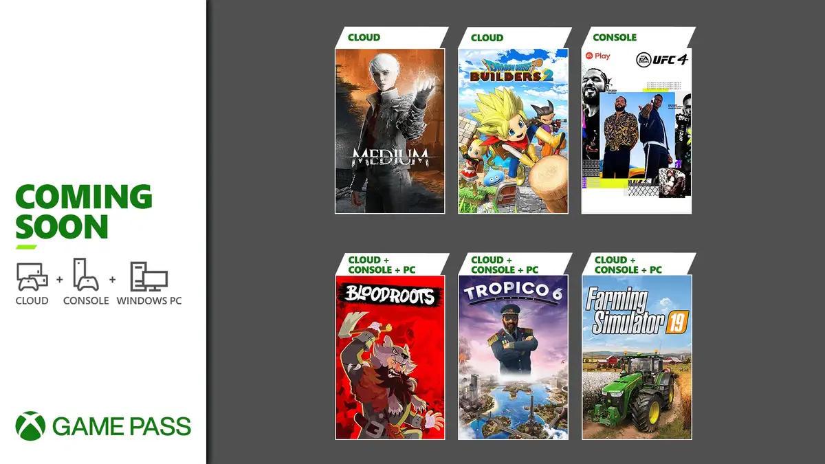 Xbox Game Pass - Neuzugänge Juli 2021 Teil 2 - Konsole, PC, Cloud
