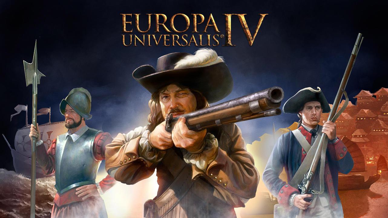 Europa Universalis IV (Windows/Mac) kostenlos bis 07. Oktober - Epic Games Store - Vollversion